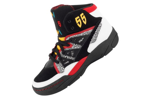 adidas Mutombo Running White/Black