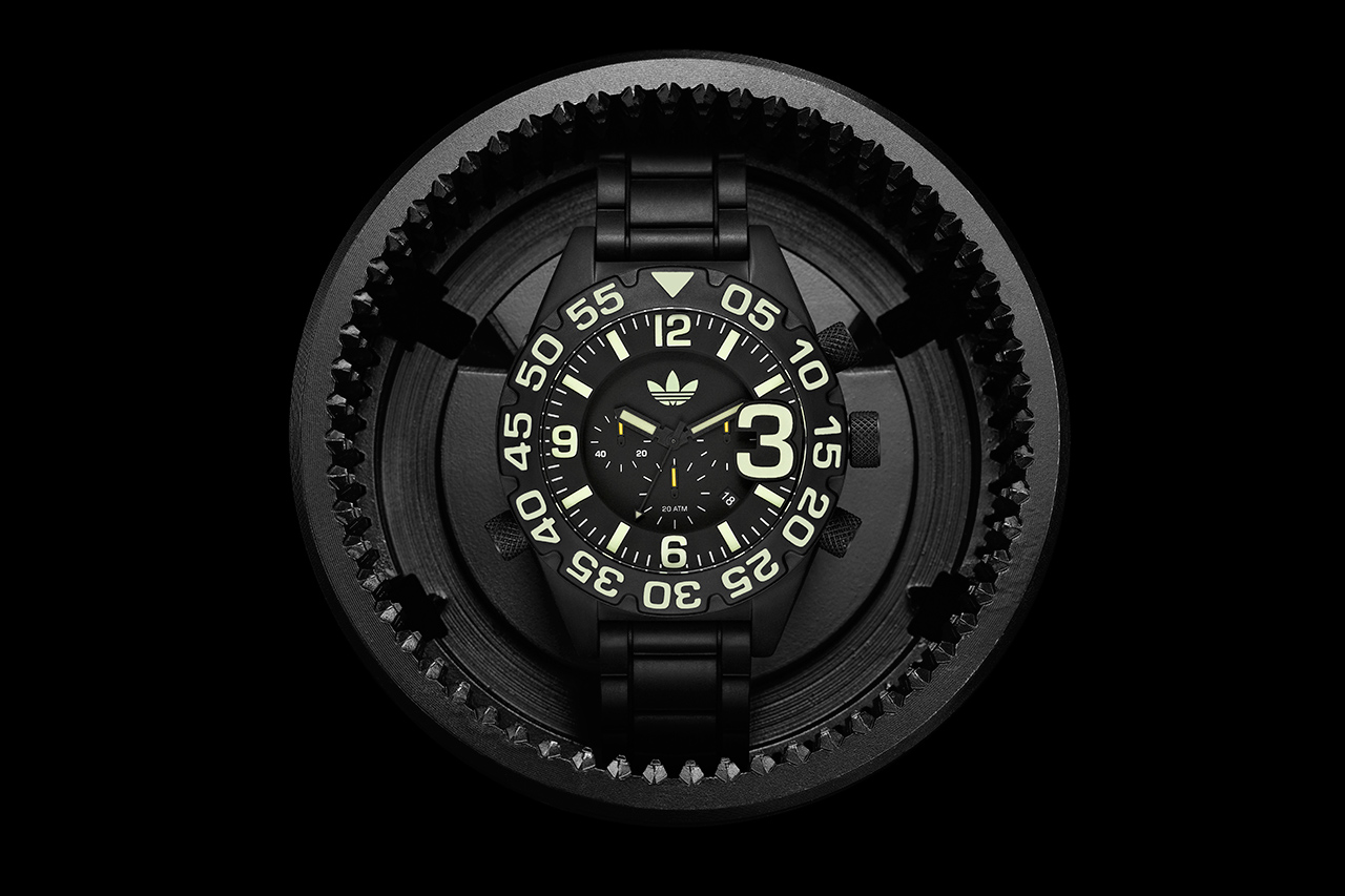 adidas Originals 2013 Newburgh Limited Edition Watch