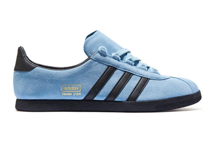 """adidas Originals Trimm Star """"Dark Marine"""" & """"Argentina Blue"""" size? Exclusives"""