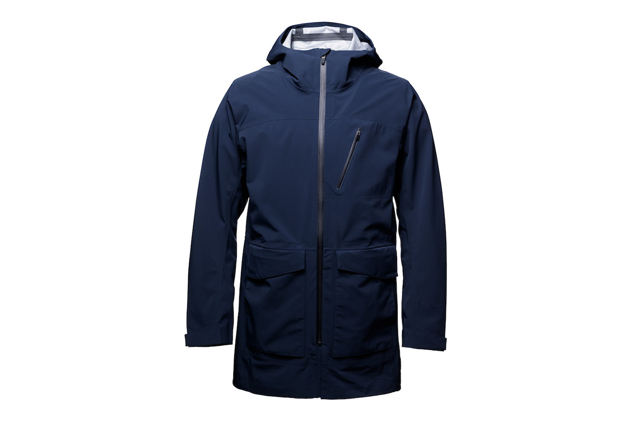aether apparel the cascade jacket