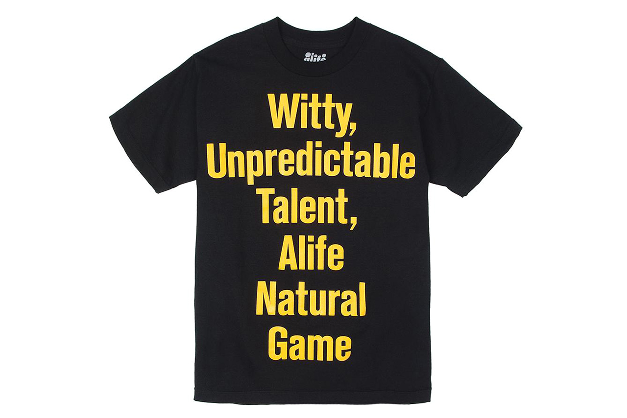 alife 2013 spring t shirt collection
