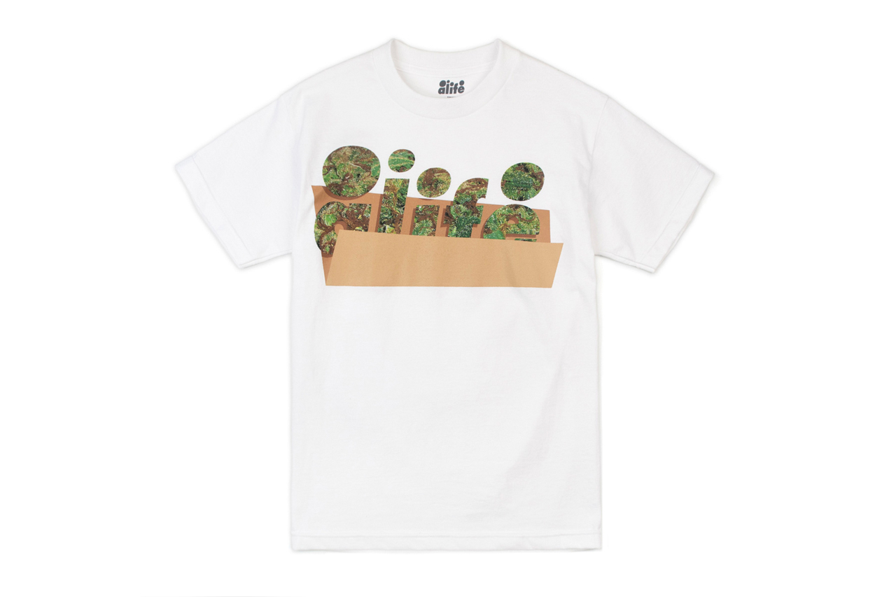 alife 4 20 blunted bubble logo tee