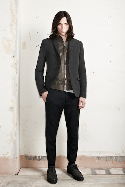 AllSaints 2013 Fall Lookbook