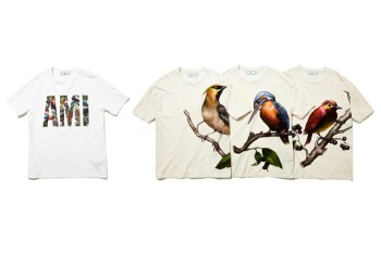 AMI 2013 Spring/Summer T-Shirt Collection