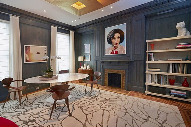 Andy Warhol's NYC Townhouse is Up for Sale
