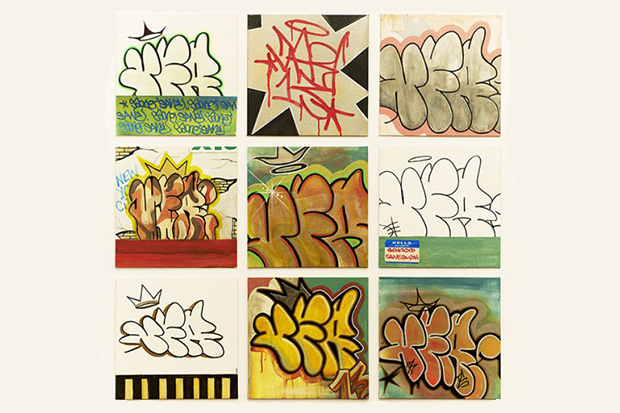 aNYthing & Graffiti Legend VFR Are Offering 100 Pieces of Art This Friday