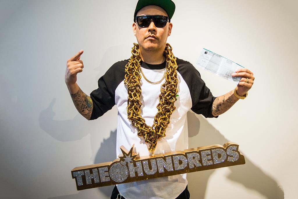April Fools? The Hundreds x Ben Baller $3,115,000 USD Diamond Encrusted Chain