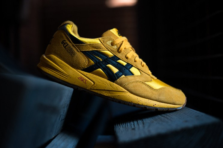 "ASICS 2013 Spring/Summer Gel Saga ""Kill Bill"""