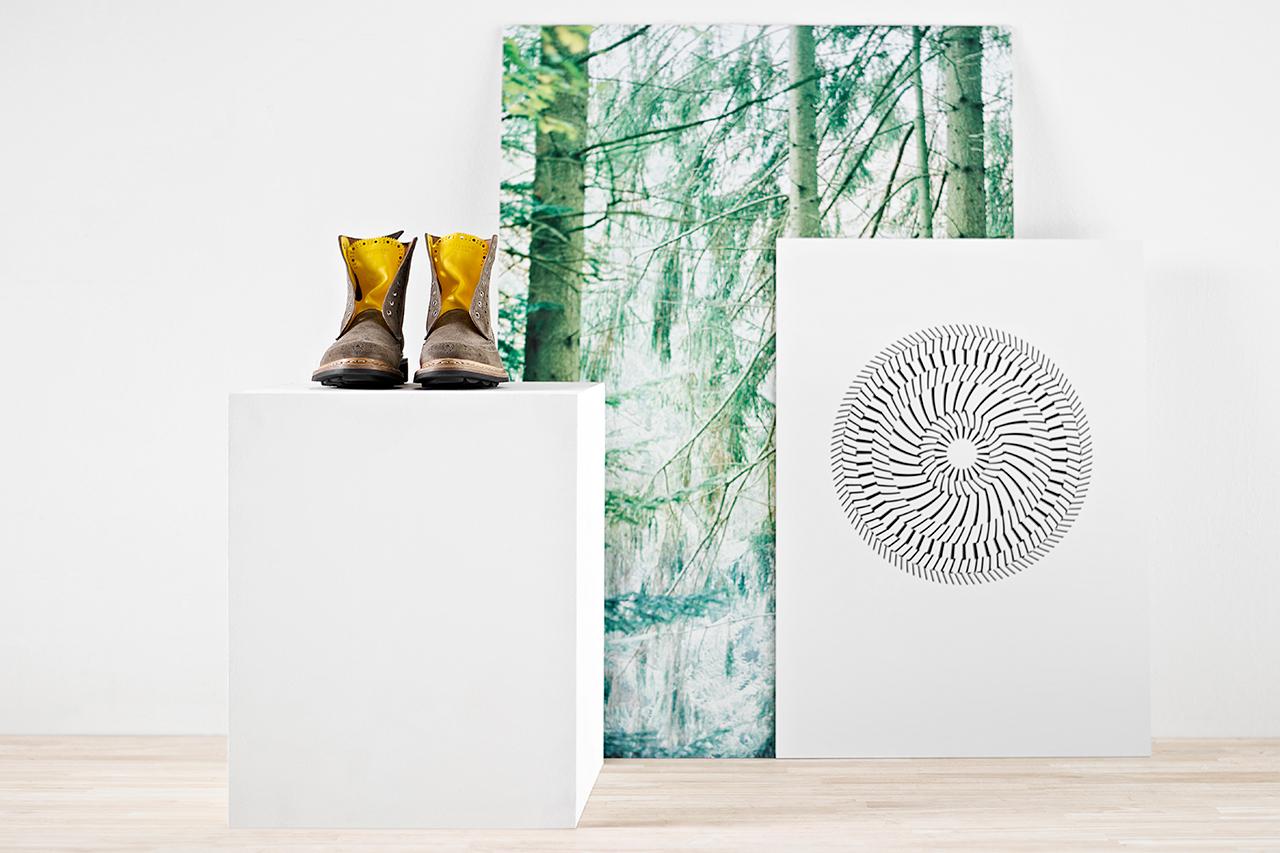 Ateliers Heschung 2013 Spring/Summer Lookbook