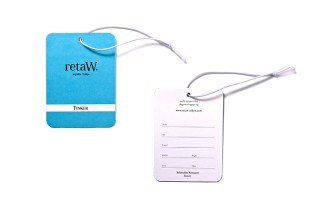 Balabushka Remnants × retaW Luggage Tag