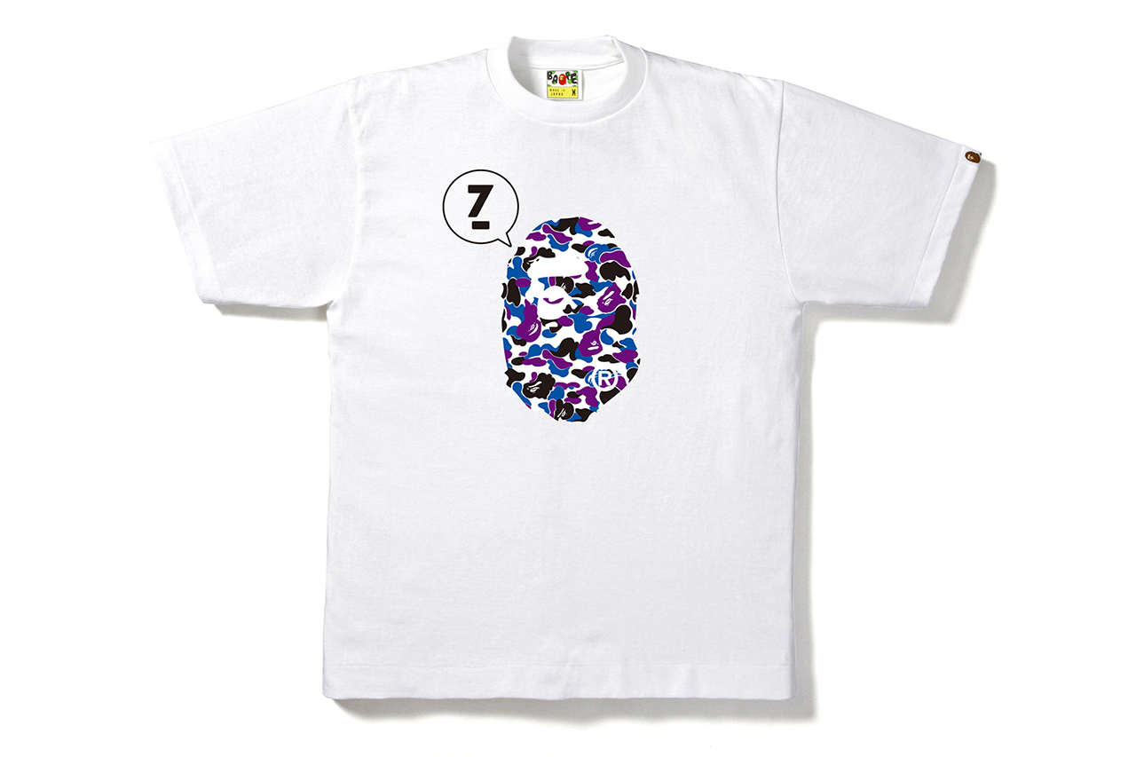 BAPE STORE Hong Kong 7th Anniversary Collection
