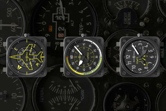 Bell & Ross Aviation Collection