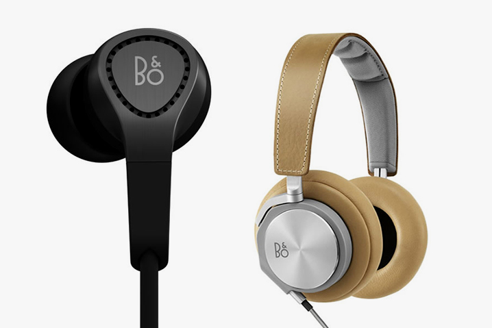 beoplay h3 h6 headphones