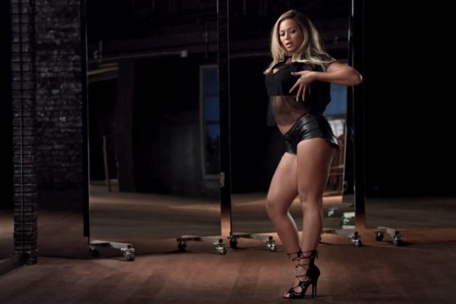 "Beyoncé ""Mirrors"" Campaign for Pepsi"