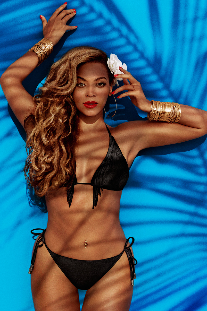 beyonces hm swimwear campaign unveiled