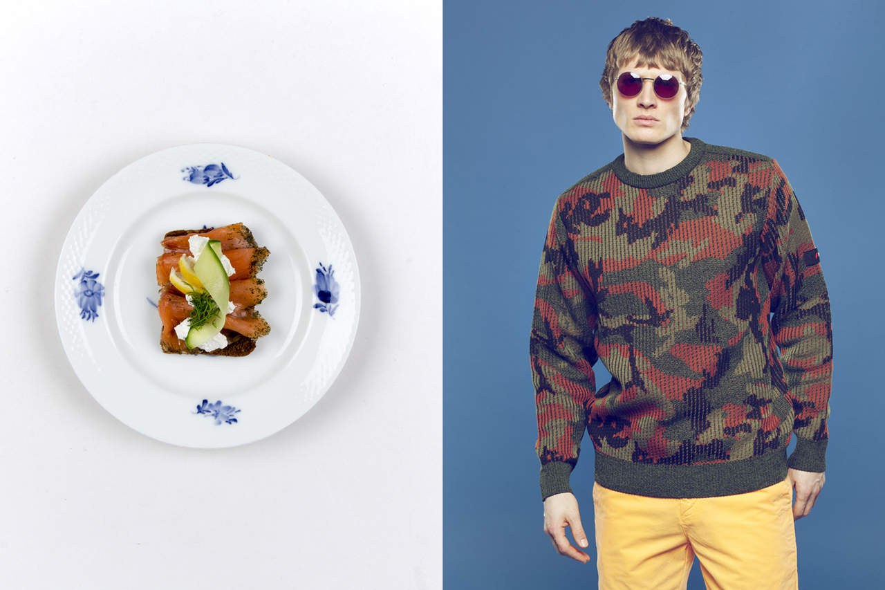 Bitchslap Magazine Pairs the Best of Danish Food and Fashion