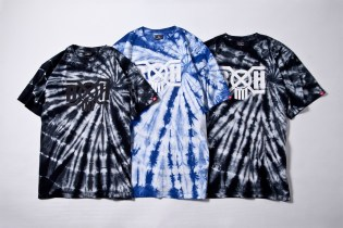 BOUNTY HUNTER 2013 Spring/Summer BxH Tie-Dye Logo Tee