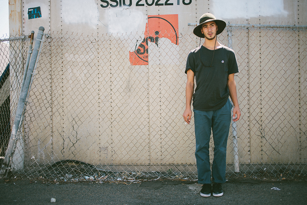 Brixton 2013 Summer Lookbook