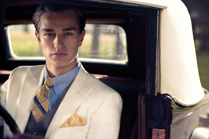 Brooks Brothers 'The Great Gatsby' Lookbook