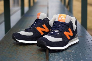 "Burn Rubber x New Balance 574 ""The Miggy"""