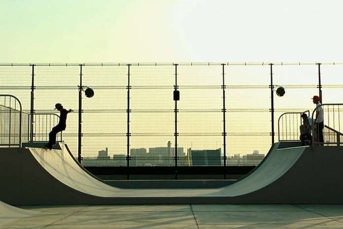 Check Out Toyko's Newly Opened H.L.N.A. Skatepark