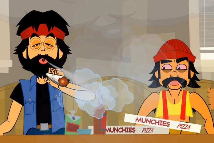 Cheech & Chong's Animated Movie Trailer