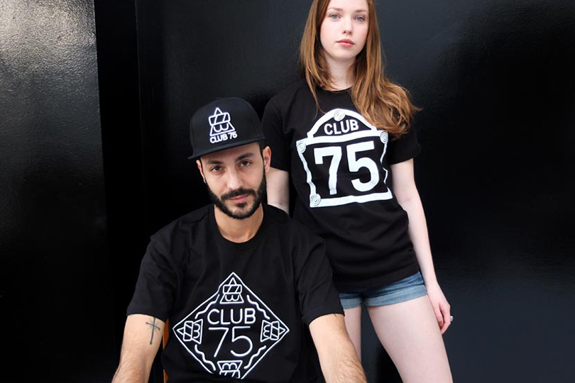 club 75 2013 spring summer lookbook