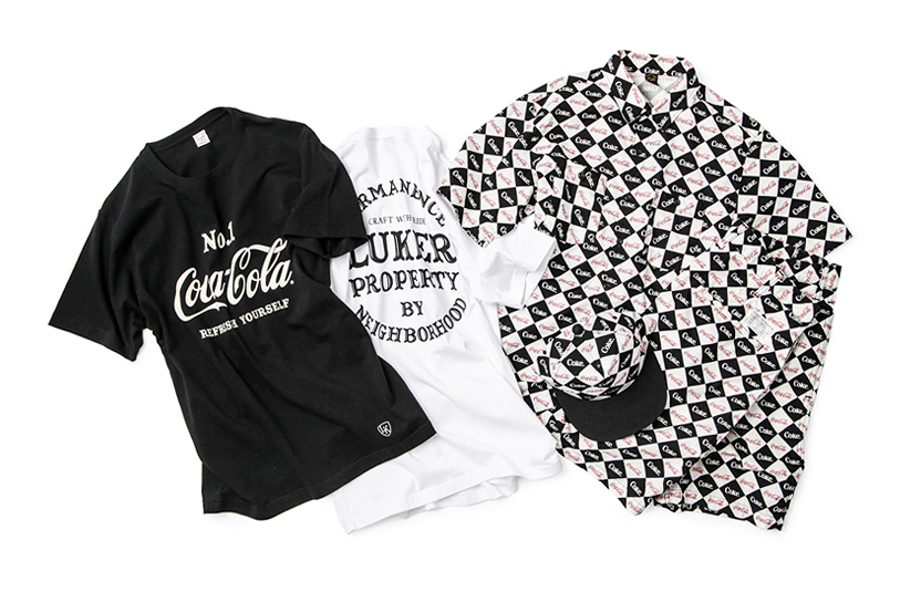 Coca-Cola Collaborates with Nine Different Brands for a ZOZOTOWN Exclusive Collection