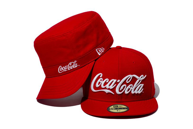 coca cola x new era 2013 spring summer collection