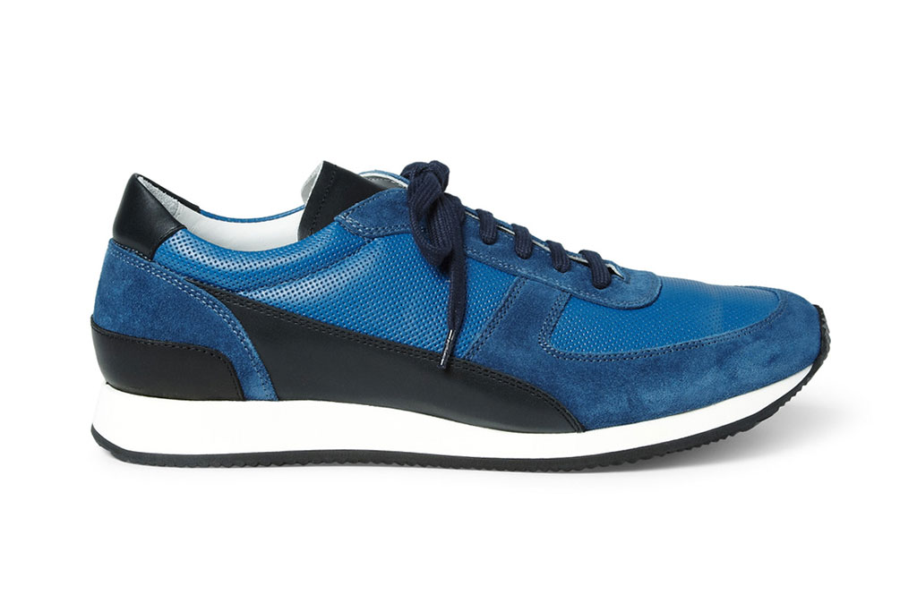 Common Projects Track Shoe Blue/Black