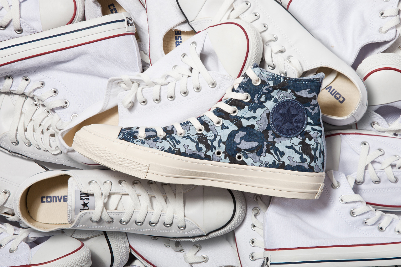 converse 2013 spring summer chuck taylor all star specialty camo pack