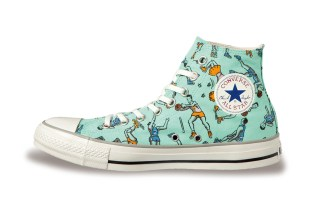 "Converse Chuck Taylor All Star ""Basketplayers"" Hi"