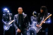 Daft Punk featuring Pharrell & Nile Rodgers - Get Lucky | Video (Preview)