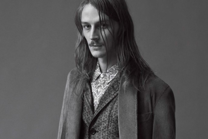 """Daydream Nation"" 2013 Spring/Summer Editorial for 10 Men Magazine"