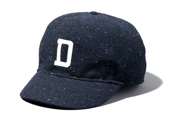 Deluxe Rolling-D Cap