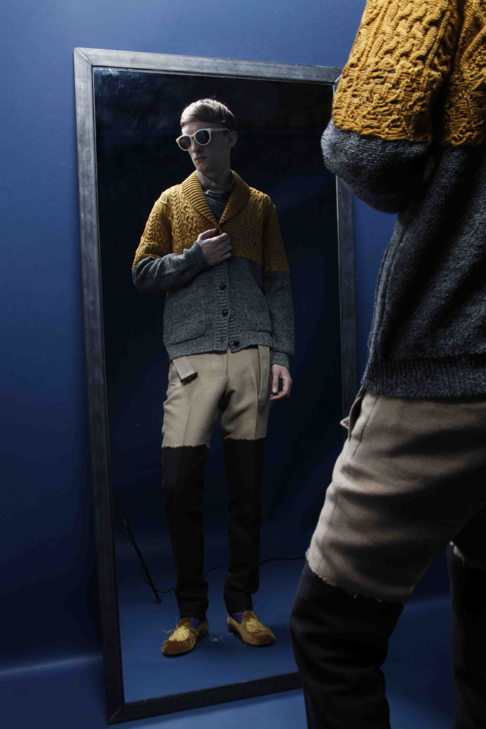doublet 2013 Fall/Winter Lookbook