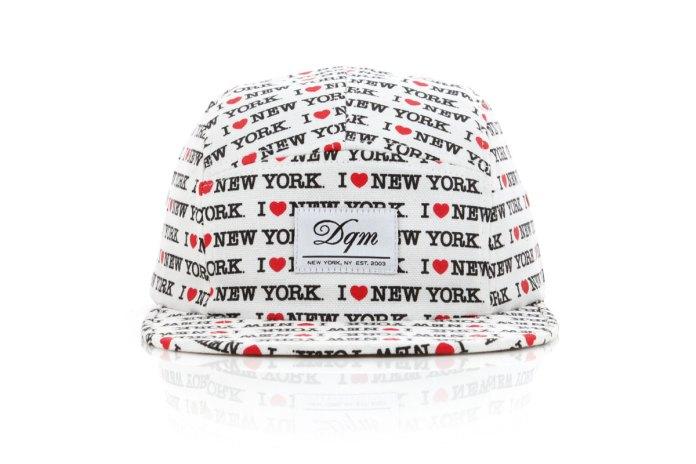 """DQM """"I Love NY"""" Hat & Tee"""