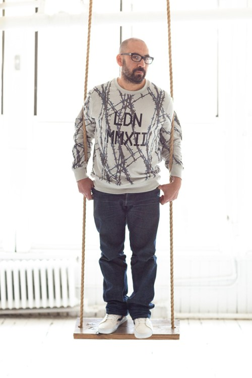 "DQM x Vans 2013 Spring/Summer ""I Love NY"" Lookbook"