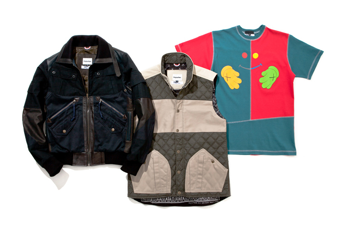 Dr. Romanelli x OriginalFake 2013 Capsule Collection