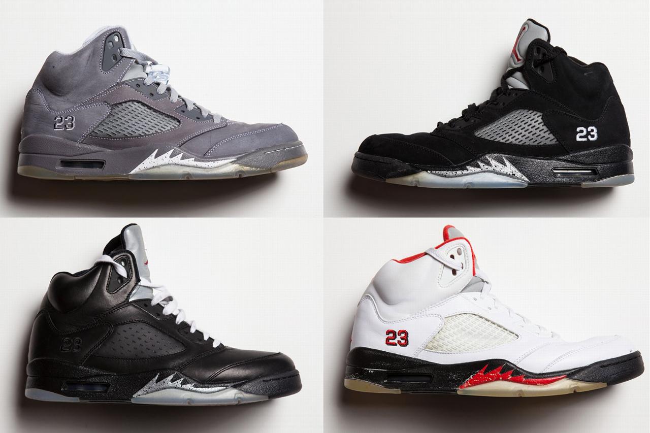 ESPN Checks Out Nate Robinson's Vast Jordan Collection ...