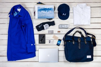 Essentials:  Eiichiro Homma of nanamica