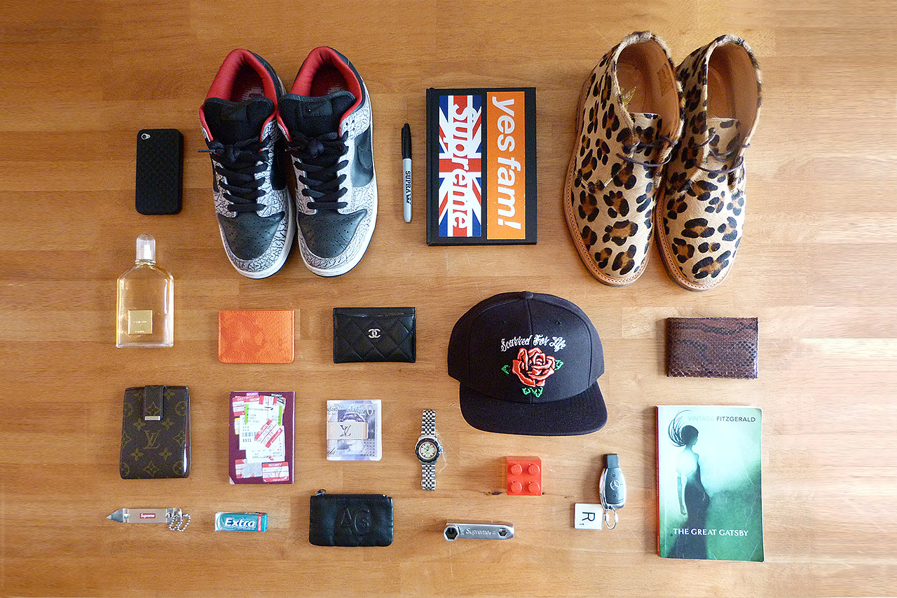 Essentials: Ross Wilson of Route One