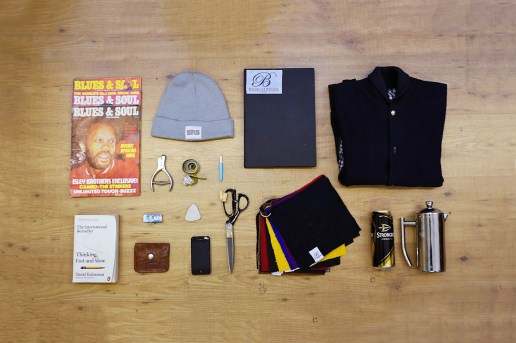 Essentials: Tom Bird of House of Billiam