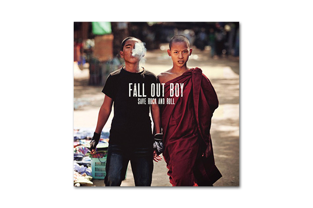 Fall Out Boy featuring Big Sean – The Mighty Fall