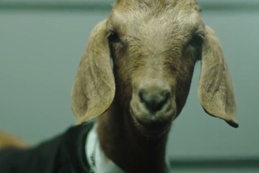 Felicia the Goat is Back For Tyler, the Creator's Latest Mountain Dew Commercial