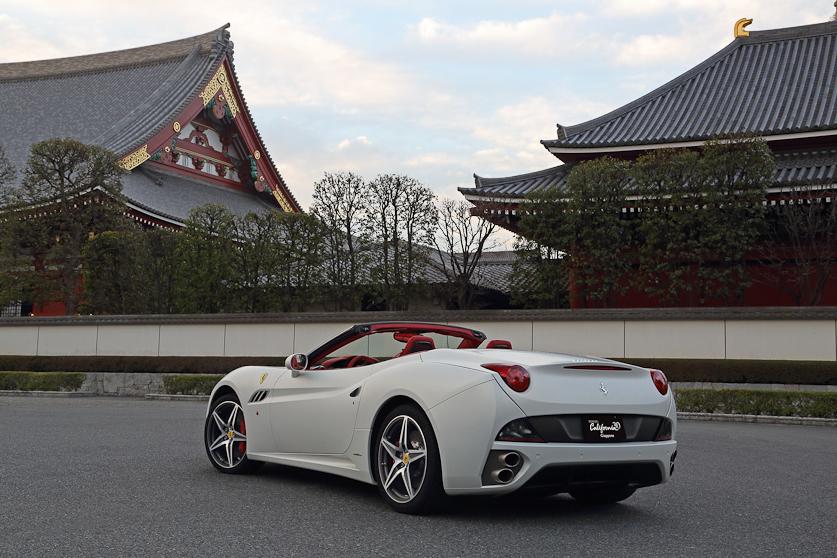Ferrari California 30 Giappone