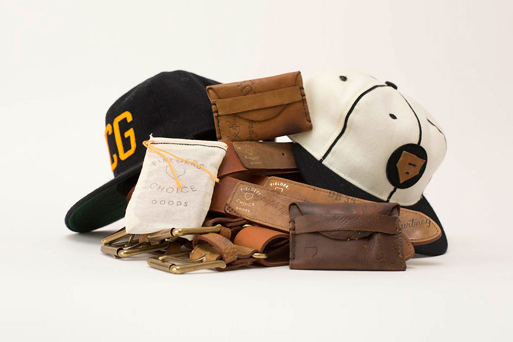 Fielder's Choice Goods 2013 Spring/Summer Accessories