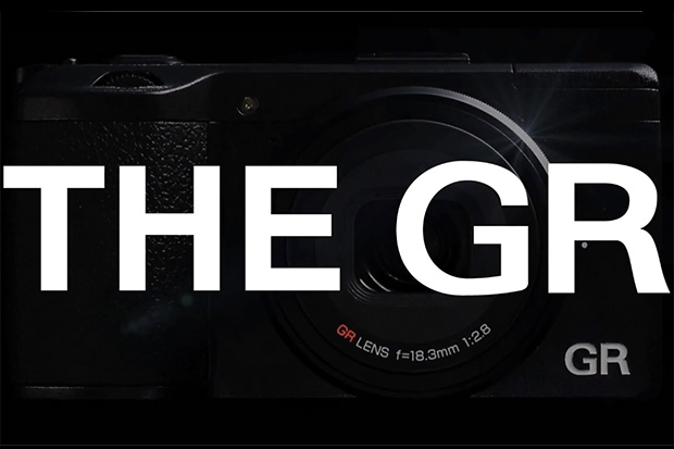 """The First Demonstration of the Ricoh GRD-V """"The GR"""""""