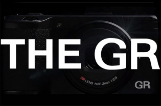 "The First Demonstration of the Ricoh GRD-V ""The GR"""