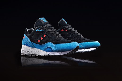 "Footpatrol x Saucony ""Only in Soho"" Shadow 6000"